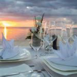Dinner nach der Hochzeit