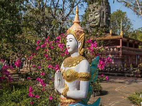 Kambodscha Kampong Cham