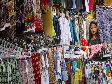Kambodscha Reise Markt