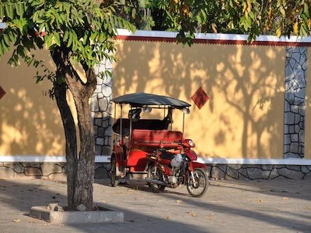 Kambodscha Rikscha
