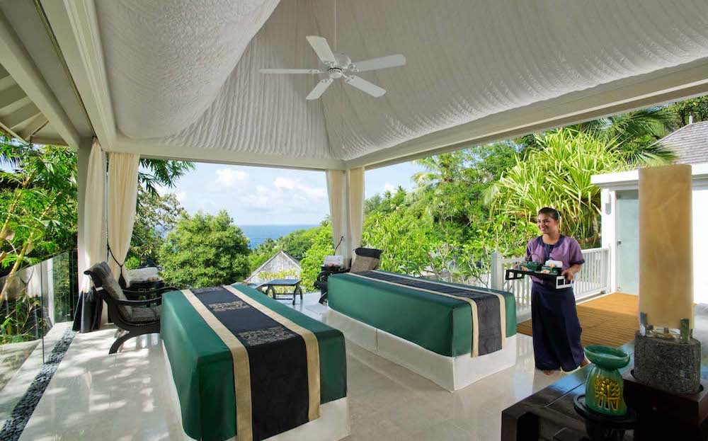 Banyan Tree Seychelles - Spa Pavillon
