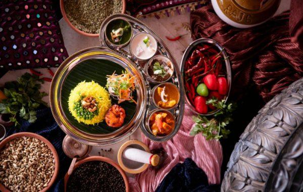 asiatische Mahlzeit