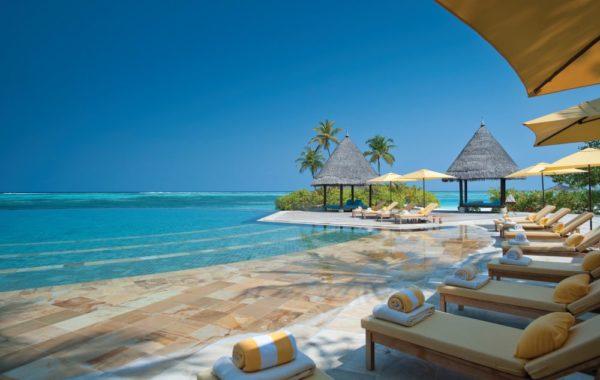 Malediven Pool
