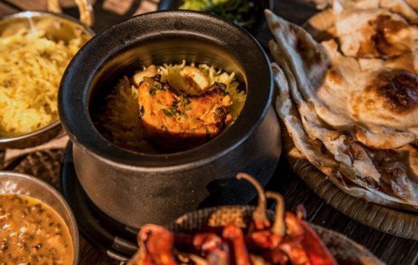 indisches Essen im Four Seasons Kuda Huraa