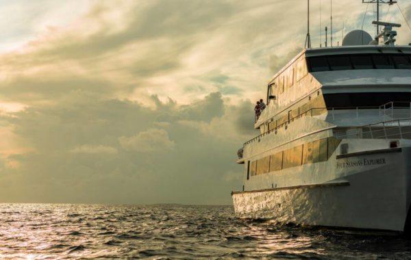 Kreuzfahrt in den Malediven