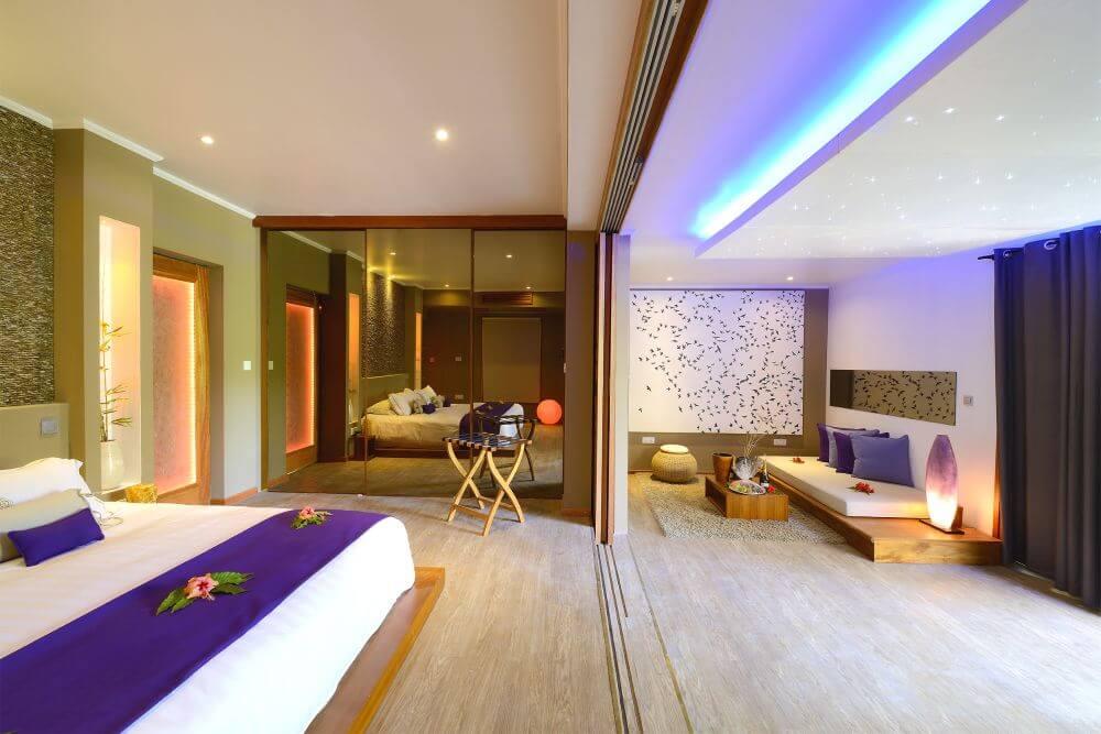 Zimmer mit Aufenthaltsraum