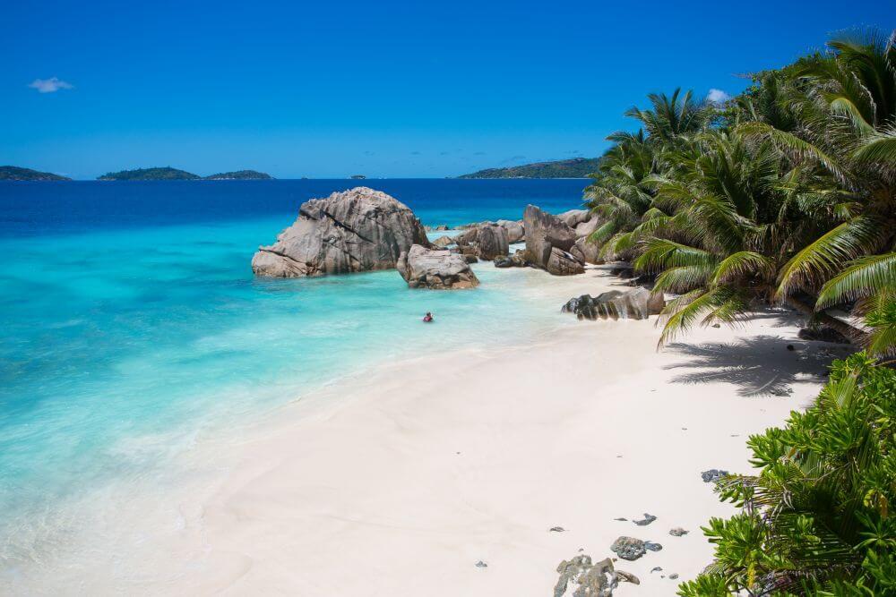 Traumurlaub Seychellen - Insel La Digue