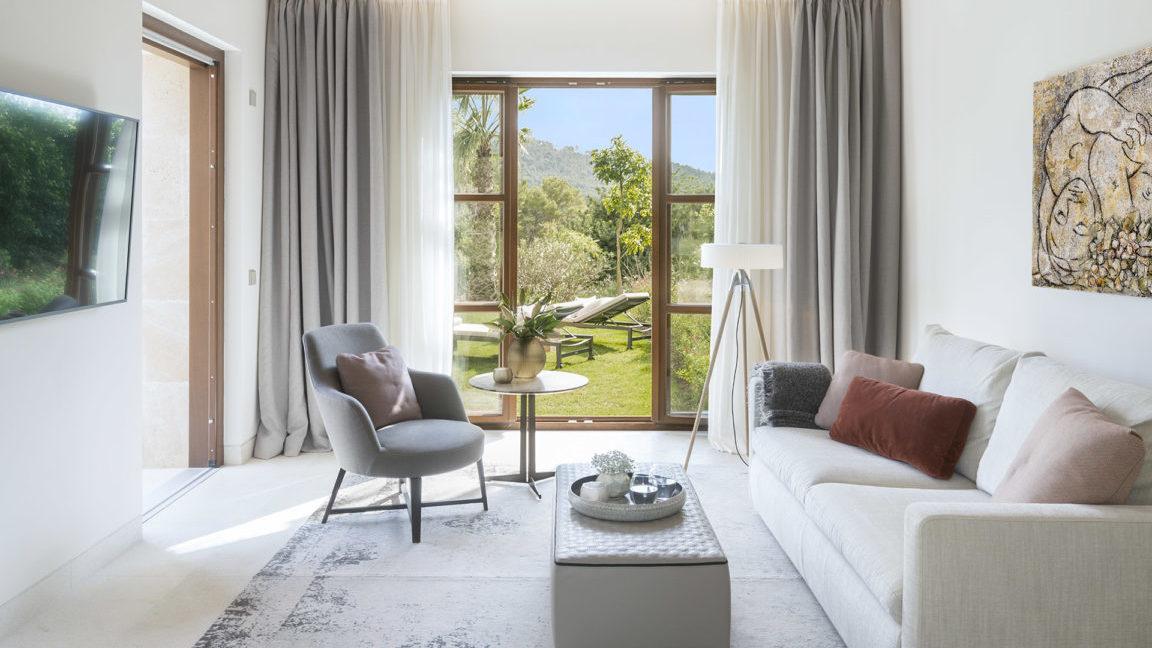 Castell Son Claret - Pool Suites