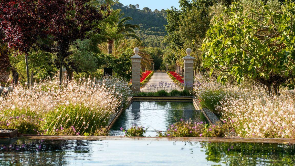 Castell Son Claret - Garten