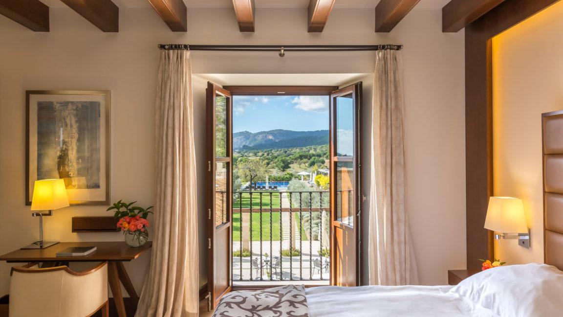 Castell Son Claret - Deluxe Doppelzimmer