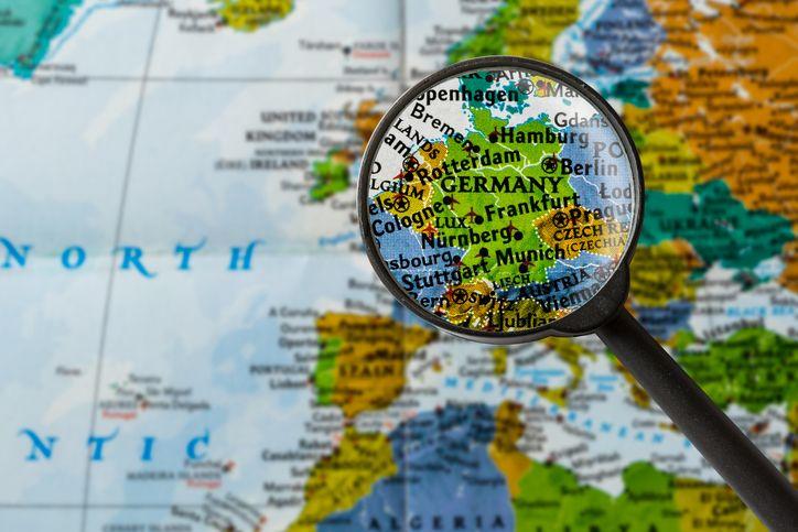 Der Fokus liegt auf Urlaub in Deutschland