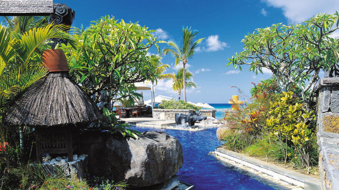 The Oberoi Mauritius - Lagunen Pool