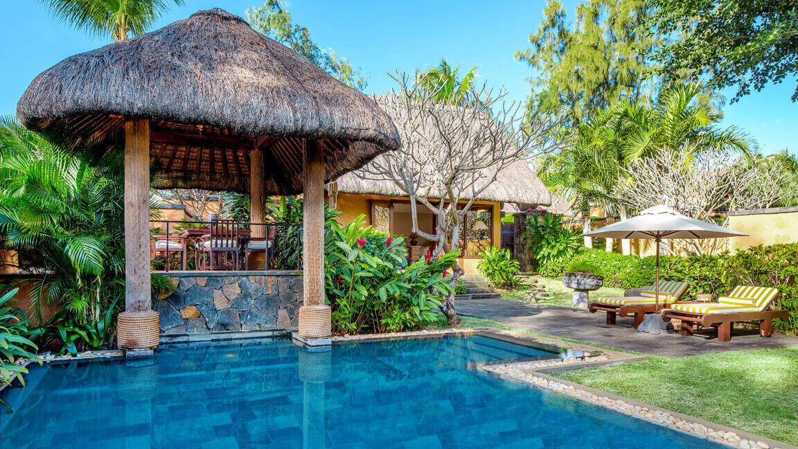 The Oberoi Mauritius - Luxury-Villa-Pool