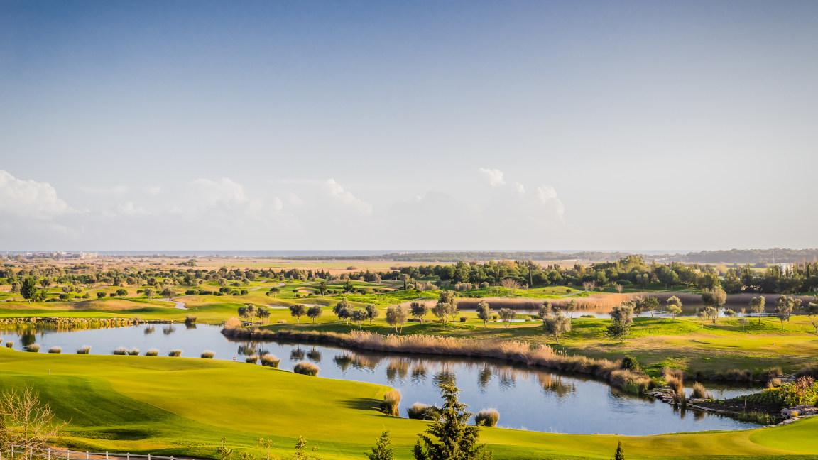 Golfplatz Hotel Anantara Vilamoura, Algarve, Portugal