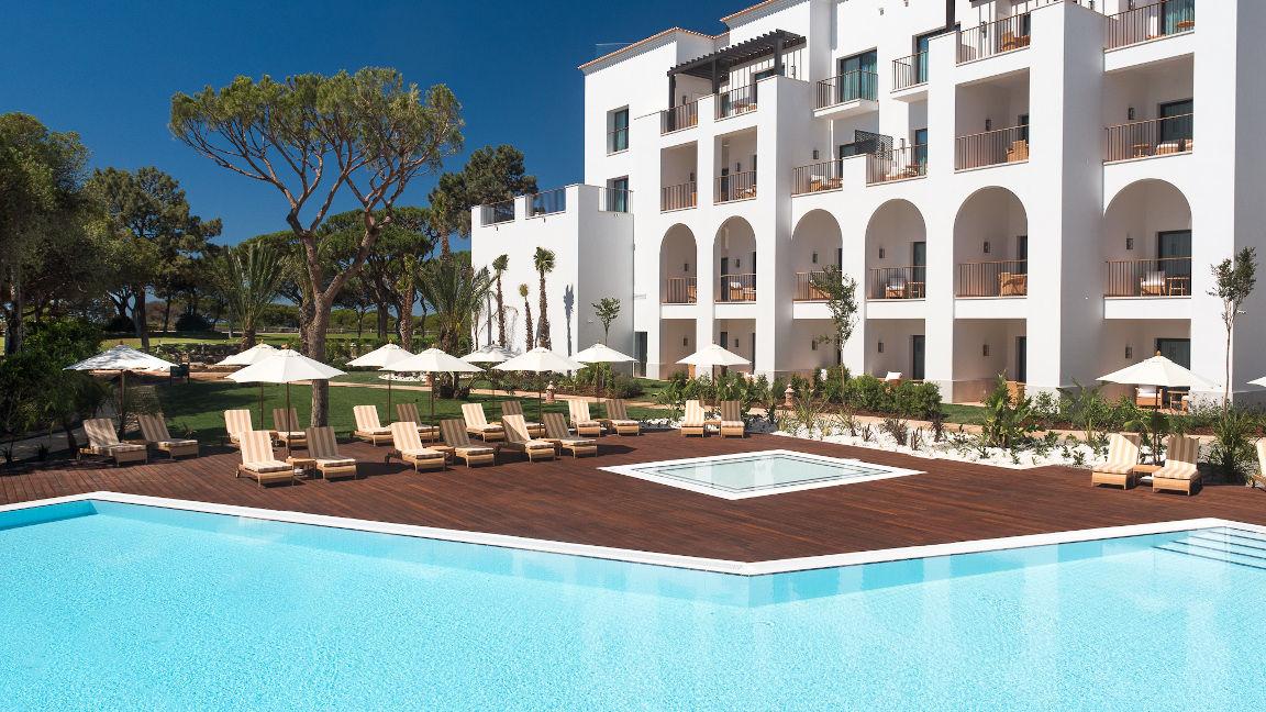 Ocean Suites im Pine Cliffs Resort, Algarve