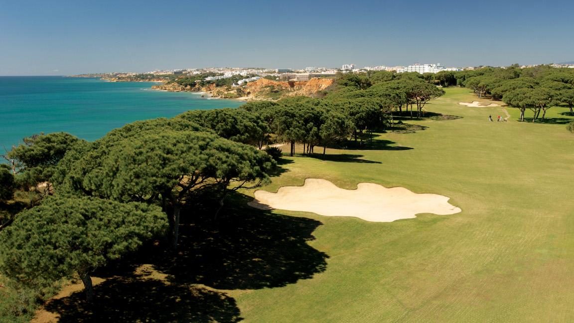 Luxusurlaub Portugal: Pine-Cliffs-Resort-Golfplatz