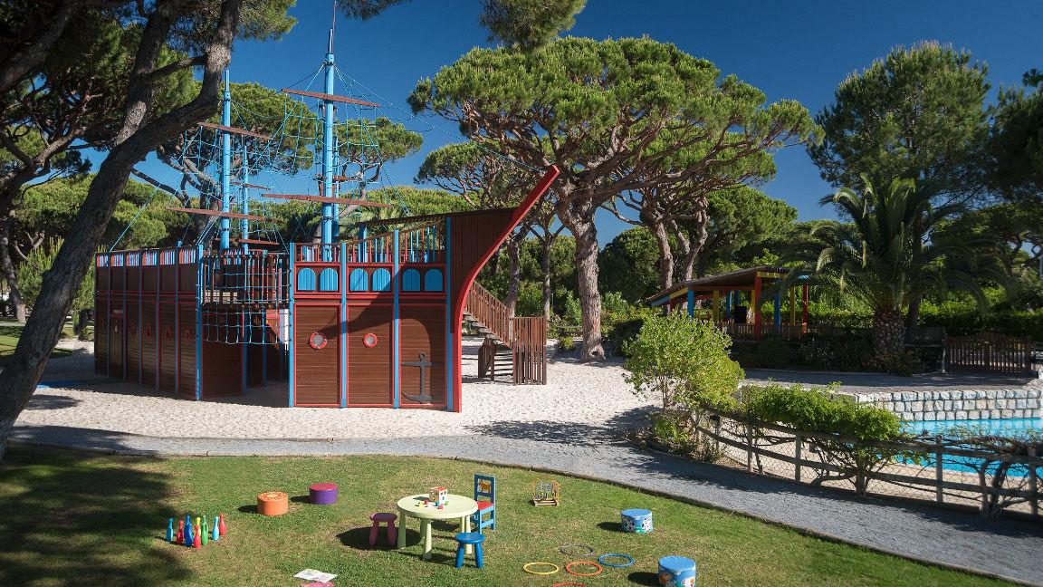 Kidsclub im Pine Cliffs Resort, Algarve