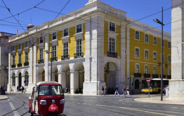 Pousada de Lisboa, Portugal
