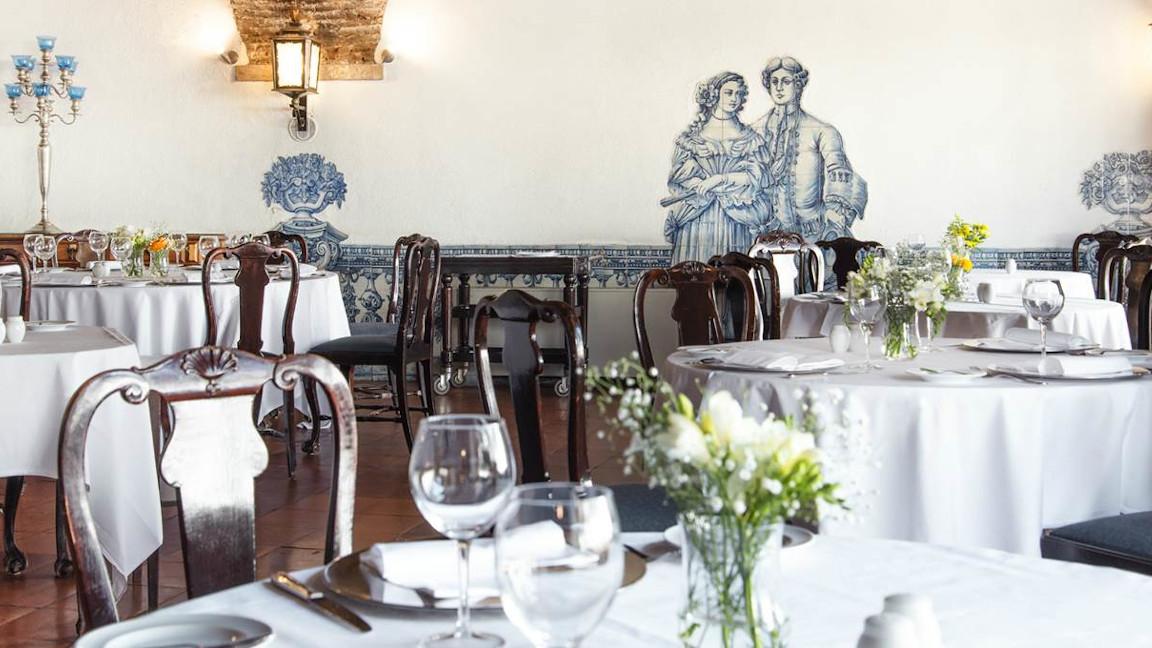 Pousade de Lisboa - Restaurant Casa do Leao