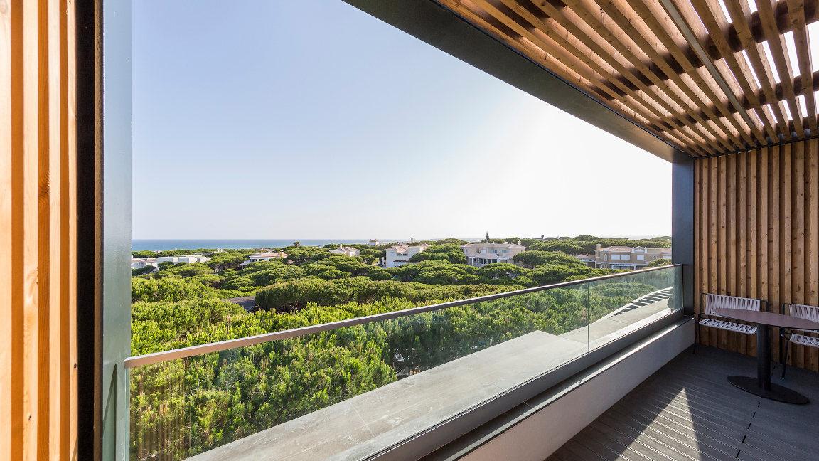 Meerblick Hotel Praia Verde, Algarve, Portugal