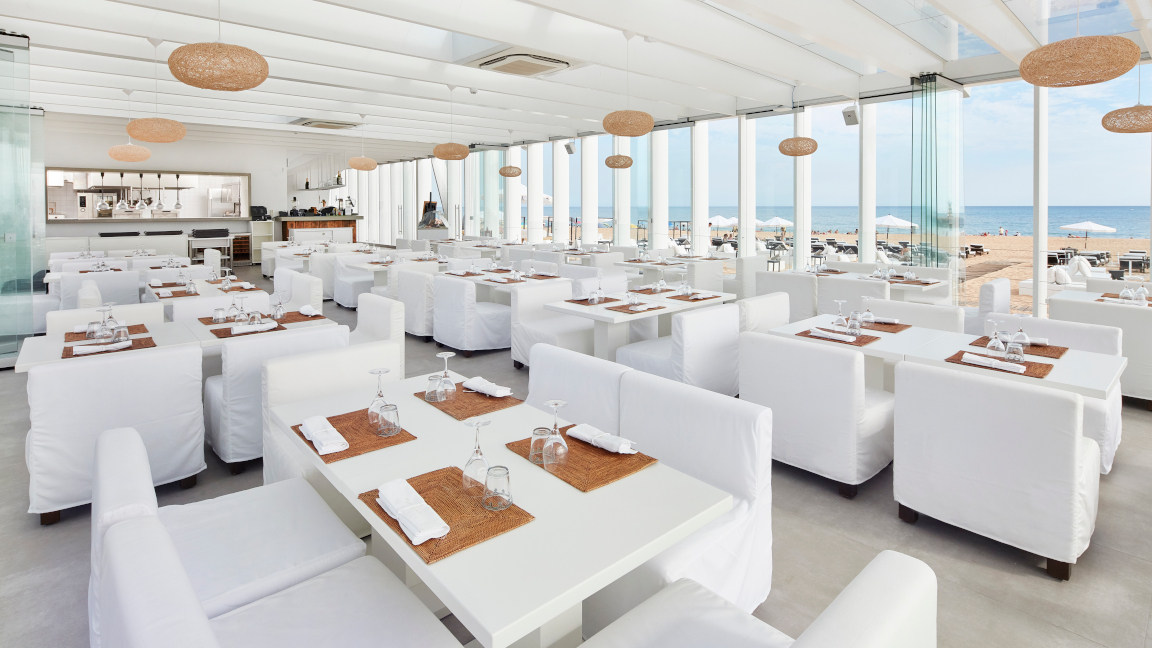 Strandrestaurant Puro Beach Anantara Vilamoura