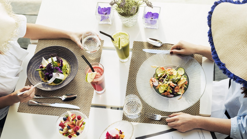 SHA Wellness Clinic Alicante - Healthy Lunch in Wellnessurlaub