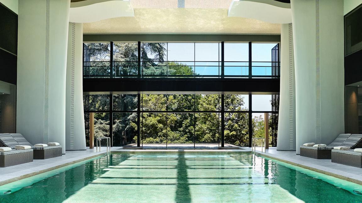 Spa im Hotel Six Senses Douro Valley, Portugal