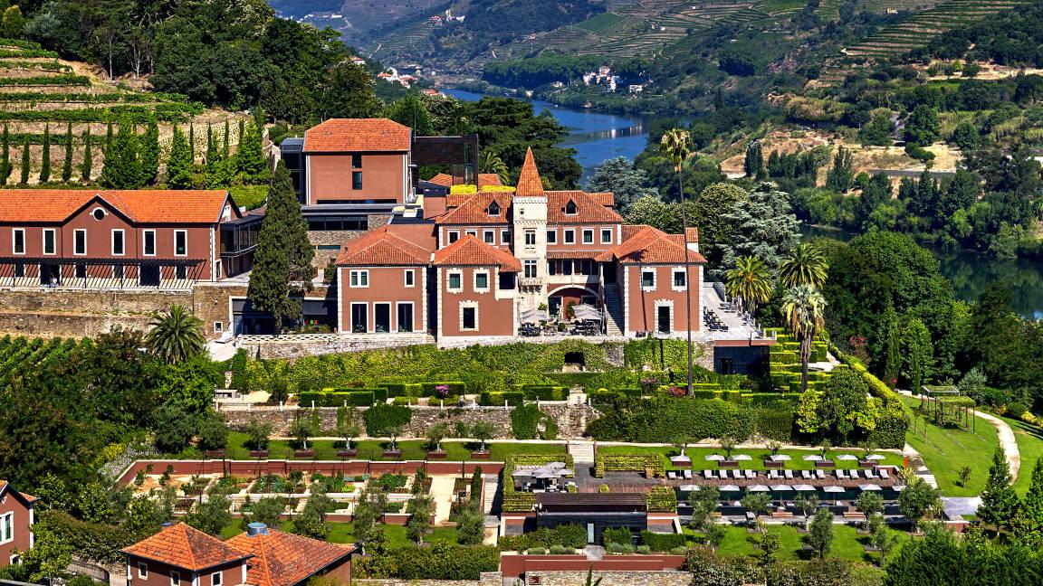 Hotel Six Senses Douro Valley, Portugal