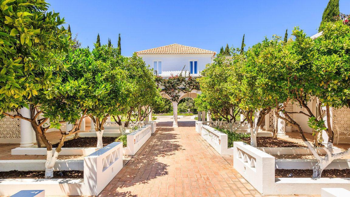 Garten Vila Monte Farmhouse, Algarve