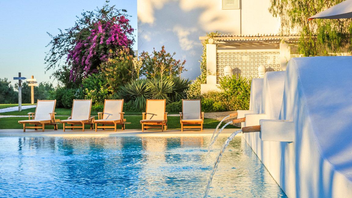 Pool des Vila Monte Farmhouse, Algarve, Portugal