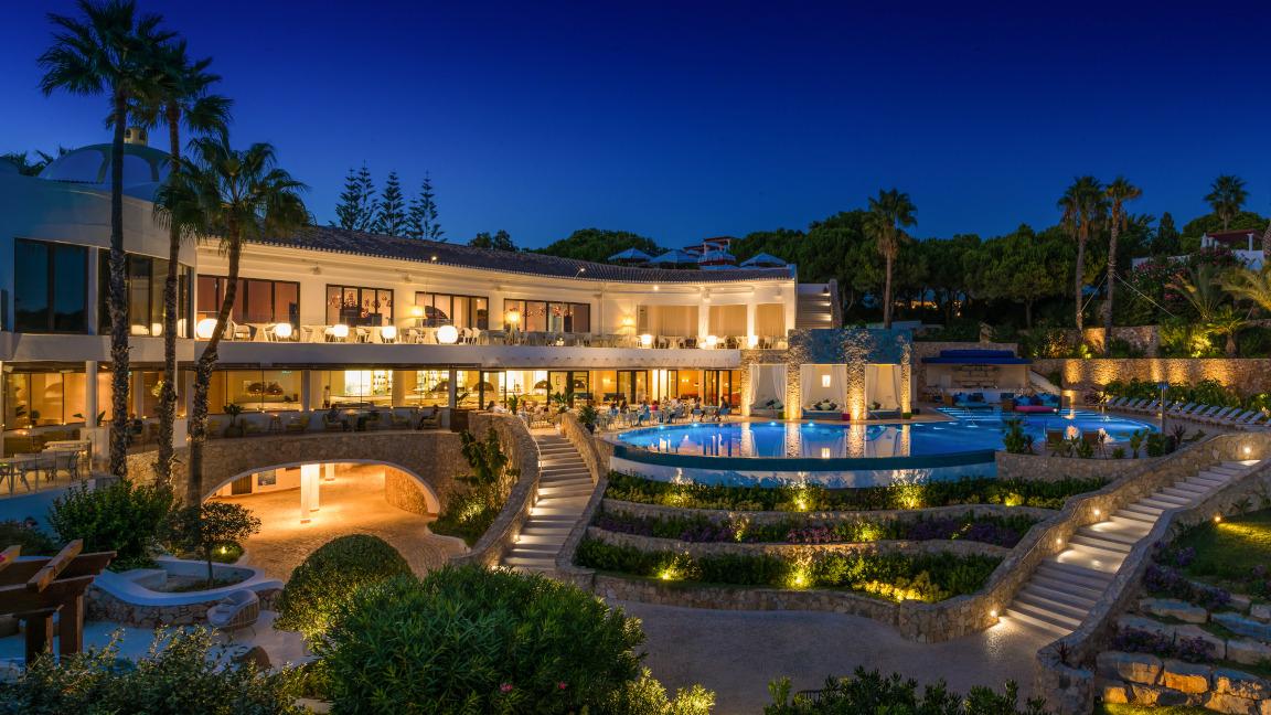 Clubhouse im Vila Vita Parc, Algarve
