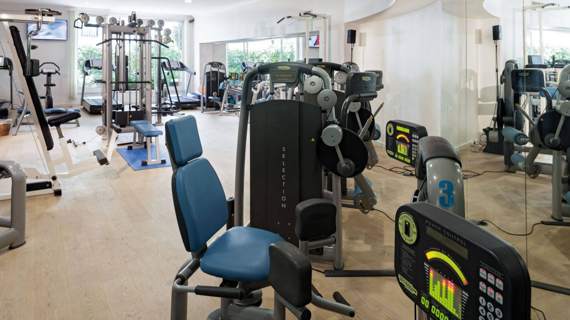 Vila-Vita-Parc Gym