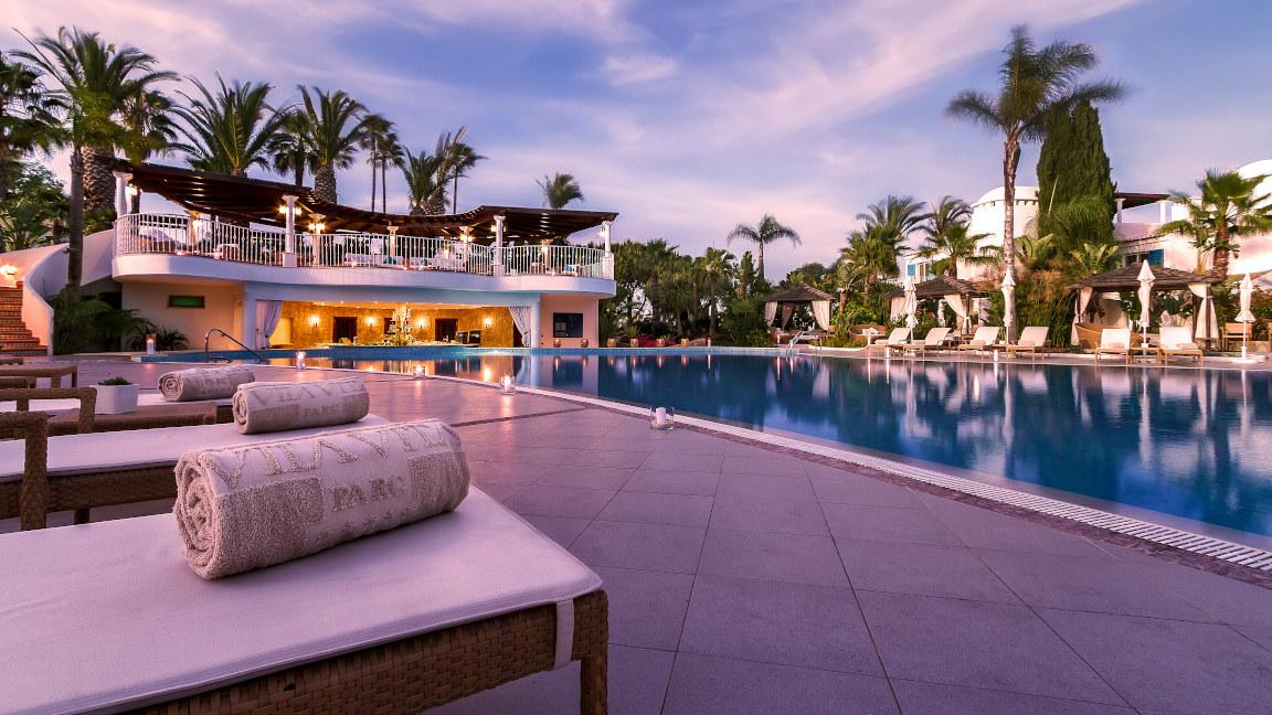Pool Oasis im Vila Vita Parc, Algarve, Portugal