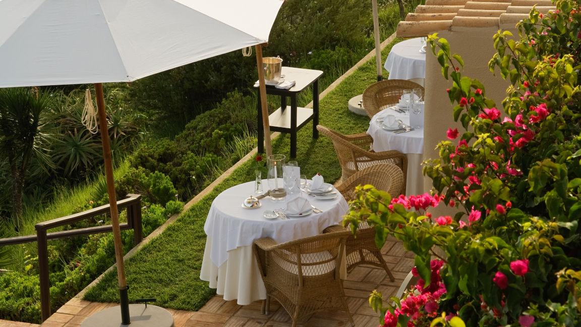 Vila Joya Algarve - Gastronomie