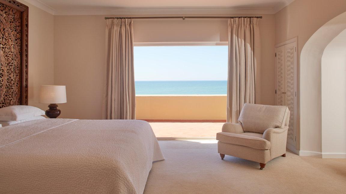 Zimmer mit Meerblick, Vila Joya