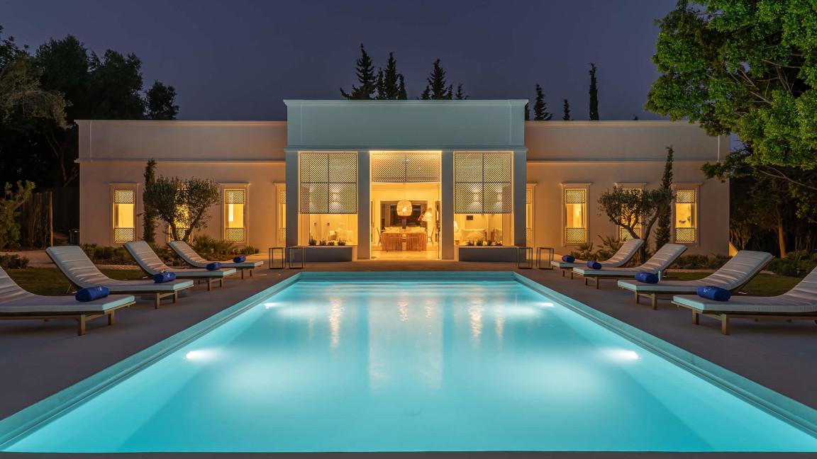 Pool Villa Indigo, Vila Monte Farm House
