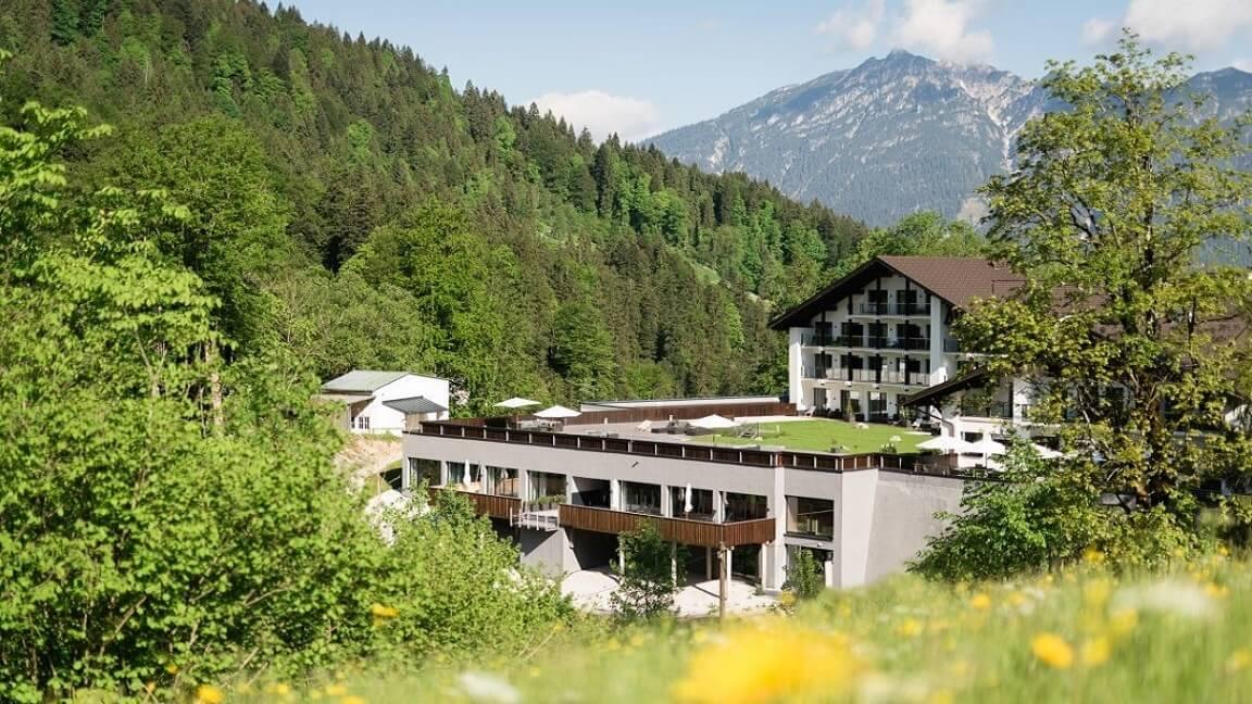 DAS GRASECK - Boutique-Hotel in Garmisch-Partenkirchen
