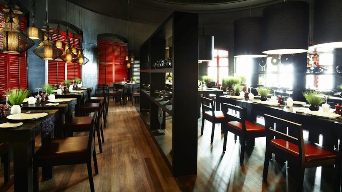 Restaurant Duck, LUX Belle Mare