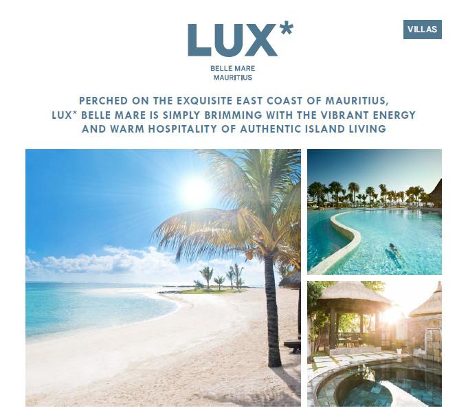 LUX* Belle Mare Mauritius - Villas