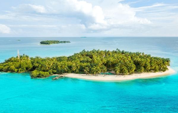 Private Insel in der Karibik mieten