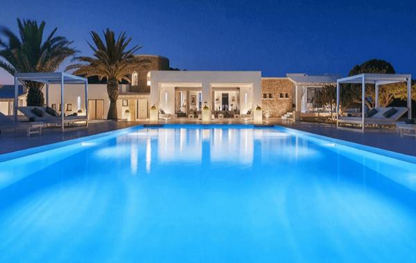 Private Insel Tagomago auf Ibiza mieten