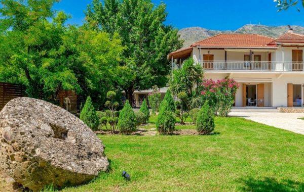 Villa Agregento auf Zakynthos