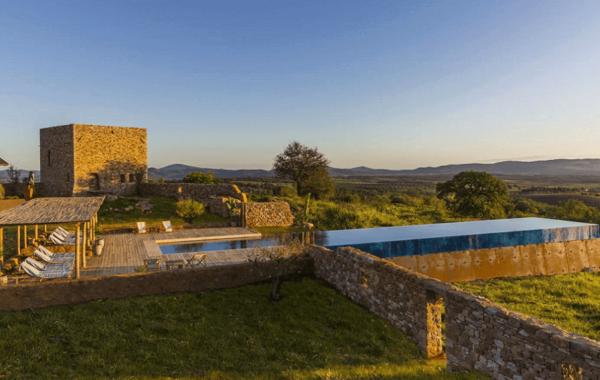 Villa Argentaia in der Toskana mieten