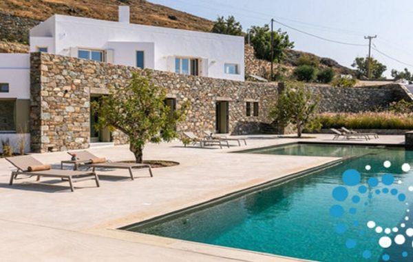 Private Villa Nayer auf Syros mieten