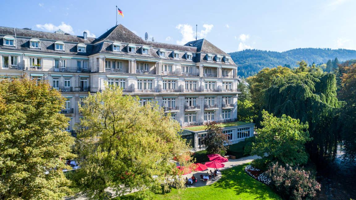 Brenners Park Hotel Baden-Baden