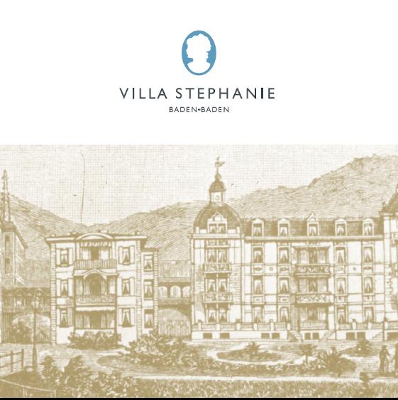 Villa Stéphanie Baden Baden