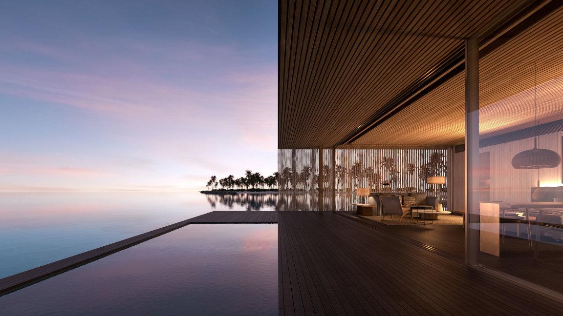 Patina Maldives Resort, Fari Islands