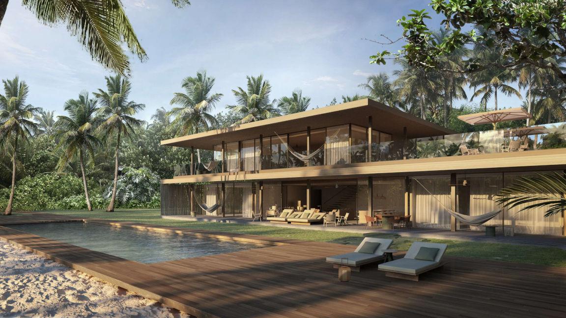 Patina Maldives Resort, Fari Islands - Beach House