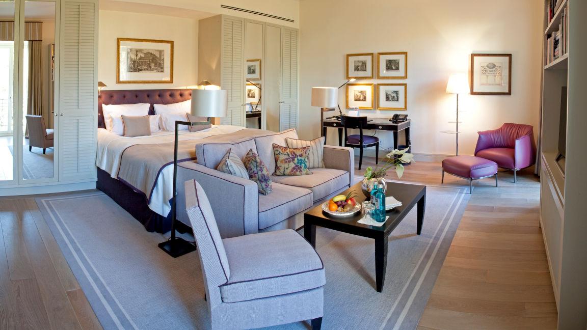 Deluxe Zimmer Villa Stephanie Brenners Park