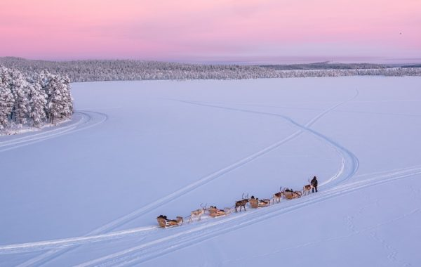 Mini-Gruppenreise nach Finnisch-Lappland